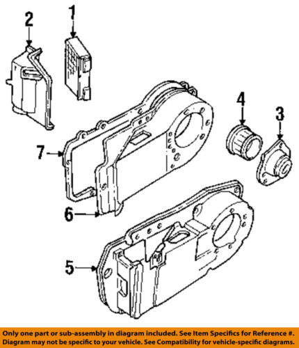 Gm Oem Hvac Heater Core 52470154