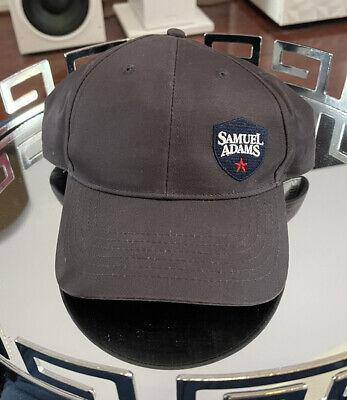 Sam Adams Grey SnapBack Hat - The Boston Beer Company Cap - Samuel Boston Lager