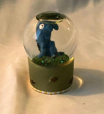 "Classic Winnie the Pooh Miniature ""EEYORE"" Snowglobe Charpente Disney"