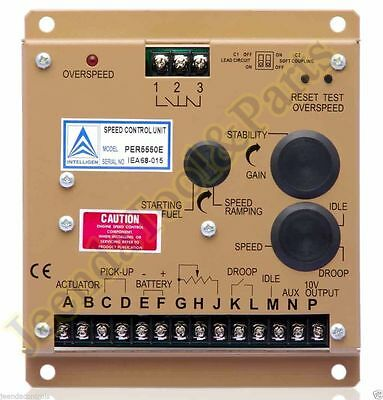 New Engine Speed Governor Speed Controller Esd5550e For Generator Parts