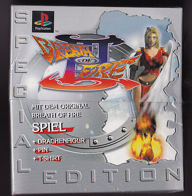 """Rollenspiel-Würfel: Die deutsche """"Breath of Fire IV Special Edition"""" ist auf 5000 Stück limitiert. (© Gameplan)"""
