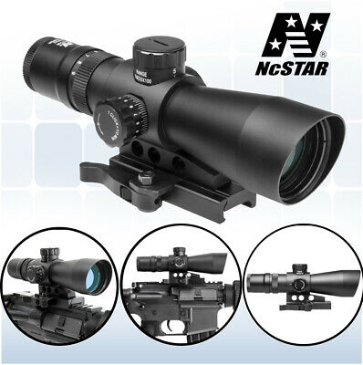 NcStar Vism Tactical Hunting Series 4x30 Compact Scope Multi-coated Lens Lens