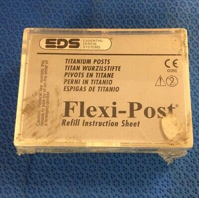 Eds 145-02 Flexi-post Titanium Posts - 1 Pack