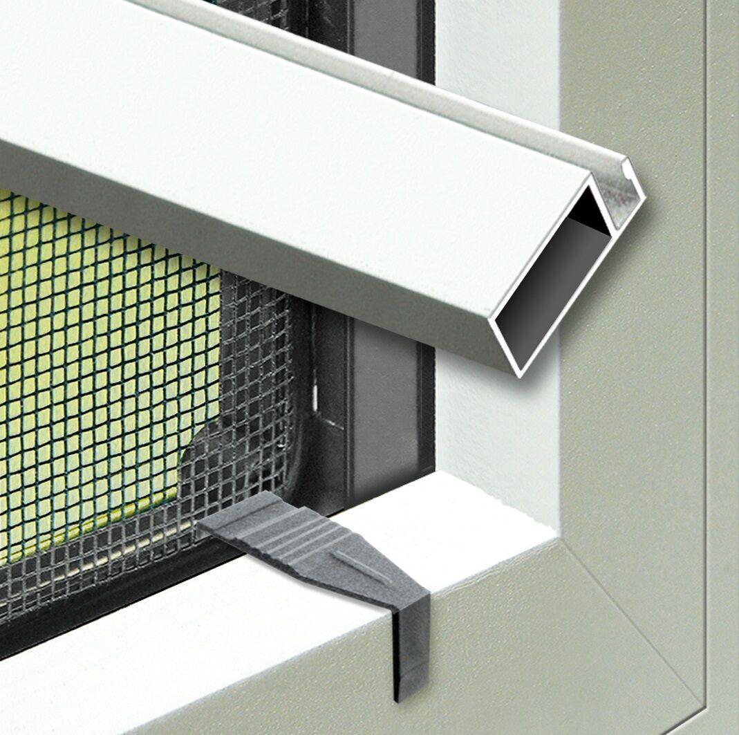 schellenberg insektenschutz alu fenster fliegengitter. Black Bedroom Furniture Sets. Home Design Ideas