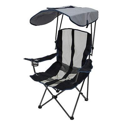 Kelsyus Original Canopy Chair Navy Classic