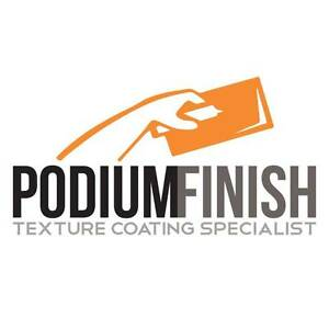 Podium Finish Texture Coating Perth Region Preview