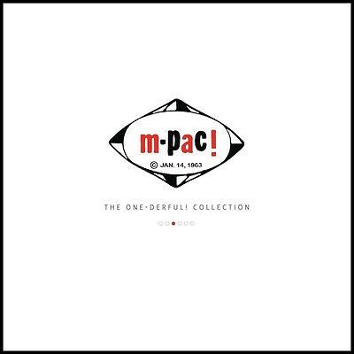 Pac-cd (THE ONE-DERFUL! COLLECTION: M-PAC!  CD NEU )