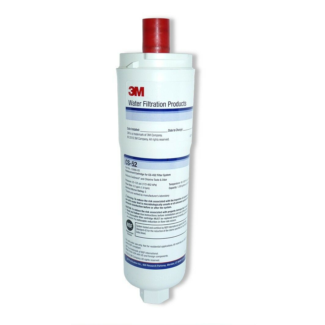 3M CUNO CS-51 FILTER CARTRIDGE for BOSCH SIEMENS FRIDGES//FREEZERS /& ABODE AQUIFIER COMPATIBLE by CUNO 3M NEFF