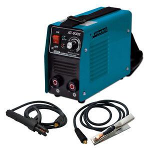 200 Ampere Kompakt Elektrodenschweißgerät 4,5mm / Inverter Schweißgerät MMA, ARC
