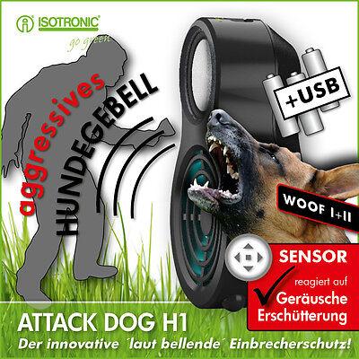 Isotronic Einbrecheralarm Elektronischer Wachhund security