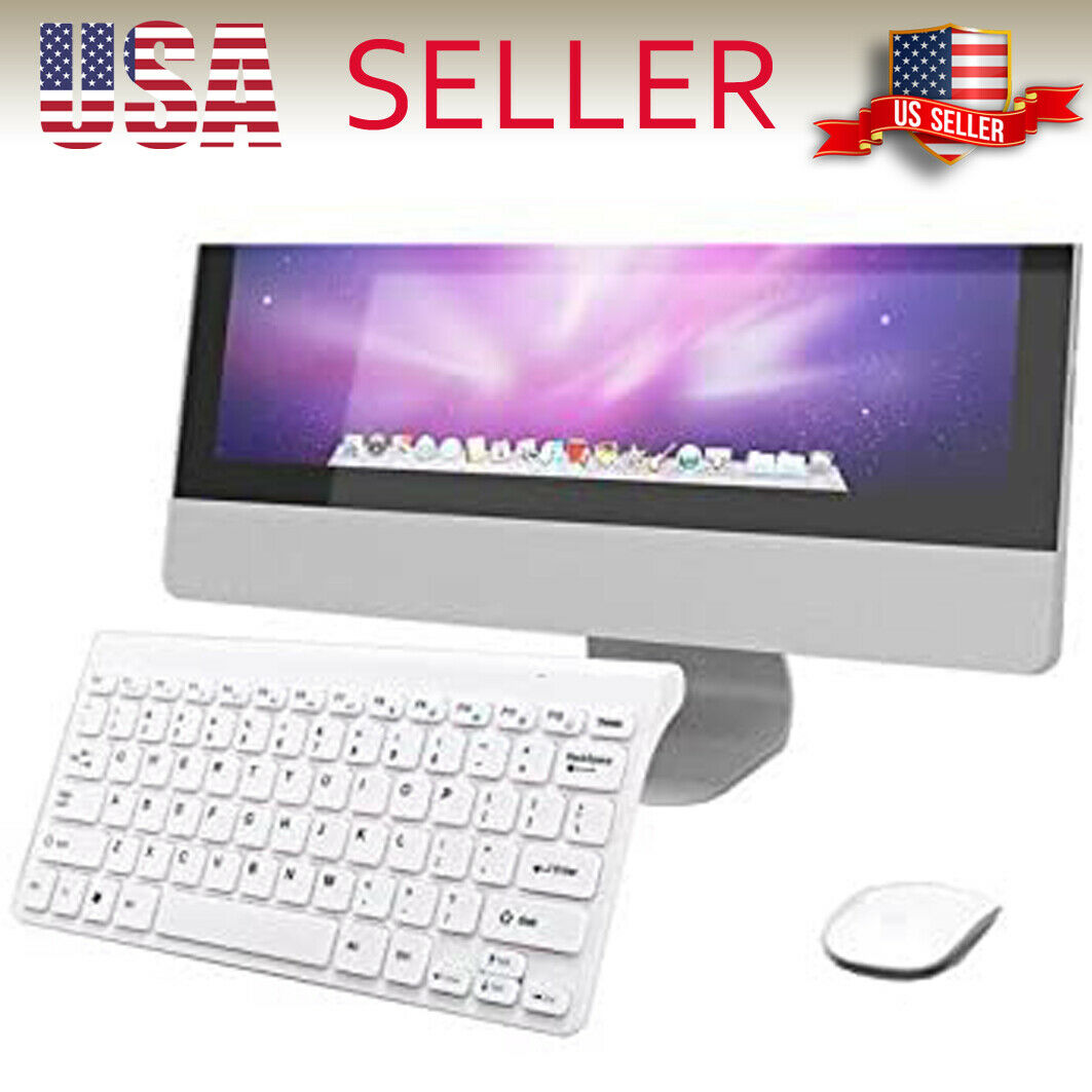 Wireless Keyboard Mouse,  2.4GHz  asus, dell, hp microsoft s