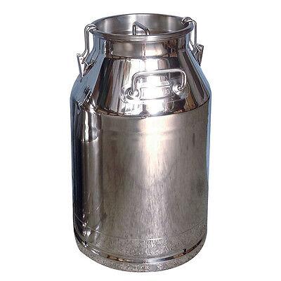 Milchkanne Edelstahl 40 Liter