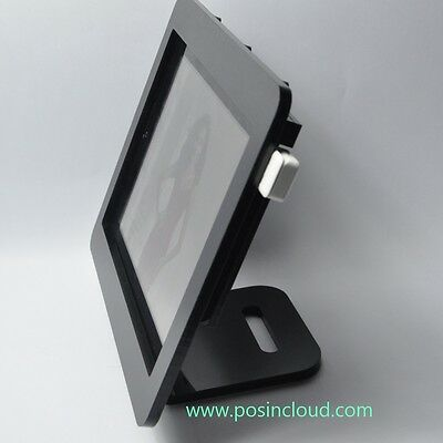 iPad Air Malignant Acrylic Security Stand for PayPal, Amazon, ID Tech, GoPayment