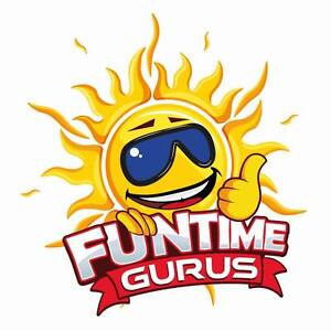 Funtime Gurus Castles Labrador Gold Coast City Preview