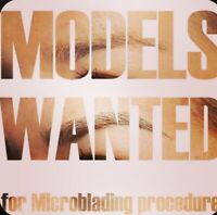Microblading Models Needed Kelowna