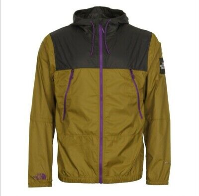 The north face retro vintage rare mountain windbreaker (L) New with tag