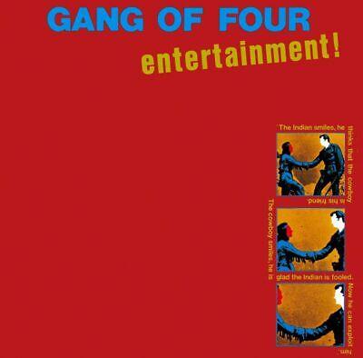 Gang Of Four ENTERTAINMENT! Debut Album 180g PARLOPHONE New Sealed Vinyl LP