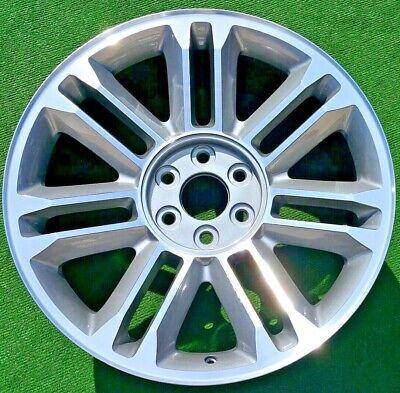 Factory Cadillac Escalade Premium Wheel Genuine GM OEM 22 inch Q7L 4680 22755314