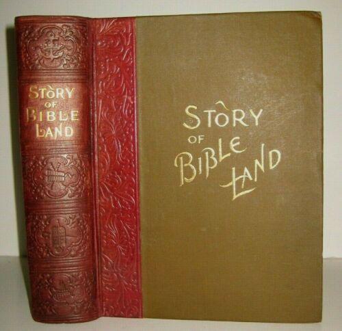 RARE❤️HOLY LAND_LIFE OF JESUS_BIBLE HISTORY_JEWS_EGYPT_PALESTINE_AFRICA_DORE PIC