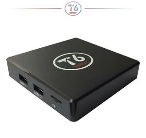 T6 Android Box 6.0 Fully programed