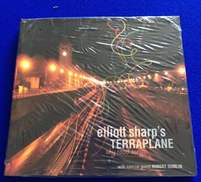 NEU Elliott Sharp's Terraplane Sky Road Songs Enja Jazz CD 2012 Hubert Sumlin