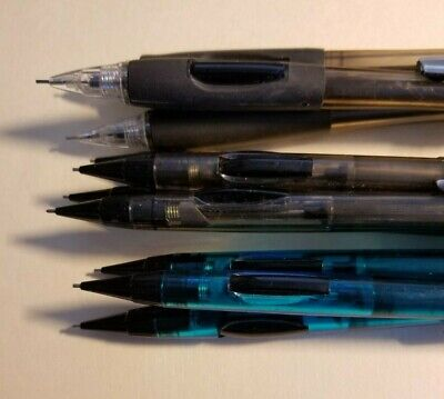 Take Your Pick - Good Used Pentel Pd345 Mechanical Pencil Quicker Clicker 0.5