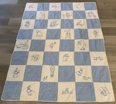 APROX Details about  /CATS MACHINE QUILTED DOUBLED SIDED-37 X 43