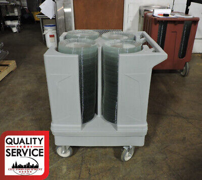 Commercial Grey Dishplate Dolly -used
