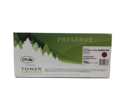 131a cf213a magenta printer toner cartridge new