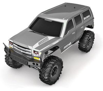 Redcat Racing 1/10 Everest Gen7 Crawler RC Truck Silver + Xtra Upgrade Battery