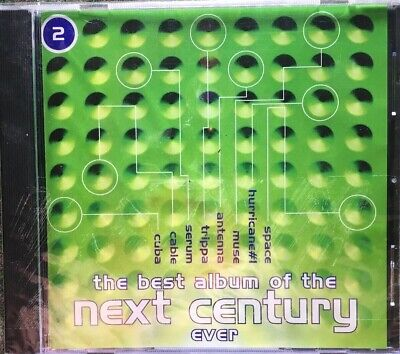 Unopened Compilation CD 'The Best Album Of The Next Century Ever 2'. Muse.
