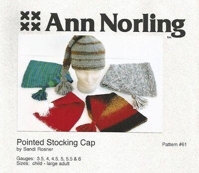 Pointed Stocking Cap Child