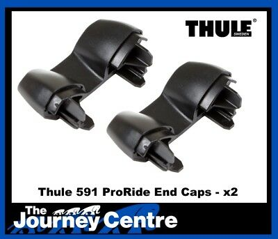 Thule 591 Proride cycle bike carrier replace PAIR end plug cap Spare...