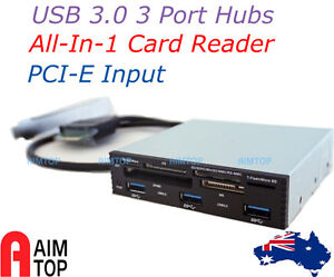 3-5-FRONT-PANEL-INTERNAL-PCI-E-PCIE-TO-USB-3-0-HUB-USB-3-0-All-CARD-READER