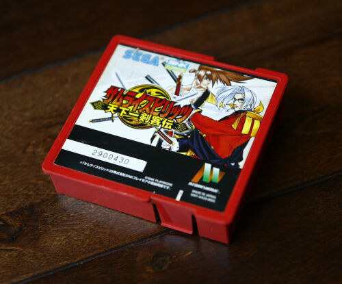 Samurai Shodown 6 VI Tenkaichi Kenkakuden • Sammy/Sega Atomiswave ~ SNK Neo Geo