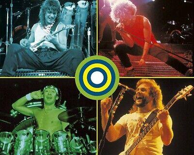 Van Halen - Live Without A Net Concert DVD New