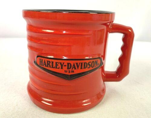 Red Harley Davidson Mug