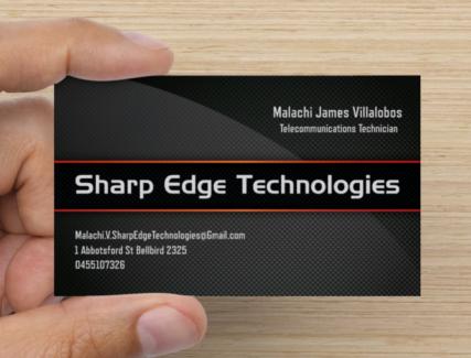 Sharp Edge Technologies
