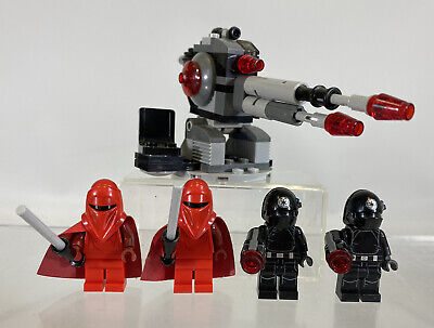Lego Star Wars 75034 Death Star Troopers Royal Guard Laser Cannon 4 Mini Figures
