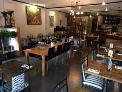 Restaurant for Sale - Bendigo CBD
