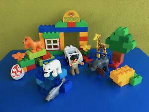 Lego Duplo My First sets: Zoo, Fire Station, Farm, Construction Site