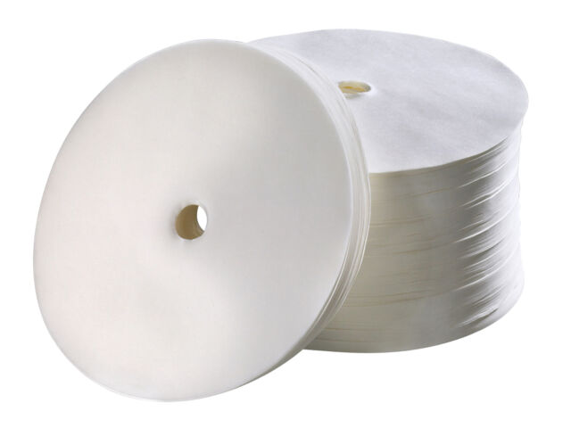 Rundfilterpapier Regi. 40 & PRO 60 T + PRO 40 T, 200 Stück