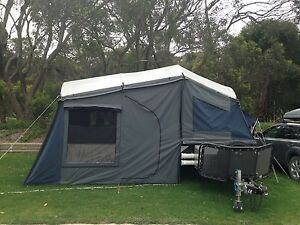 Aussie Jay's Camper Trailer Full Off-Road - QUALITY EUC Rowville Knox Area Preview