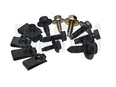 UNC Zollschraubensortiment Karosserie Ford, GM, Chrysler - 270 Teile