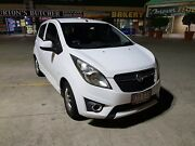Holden Barina Spark, Automatic, 2013 model Joyner Pine Rivers Area Preview