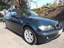 2003 BMW 3 Sedan Petersham Marrickville Area Preview