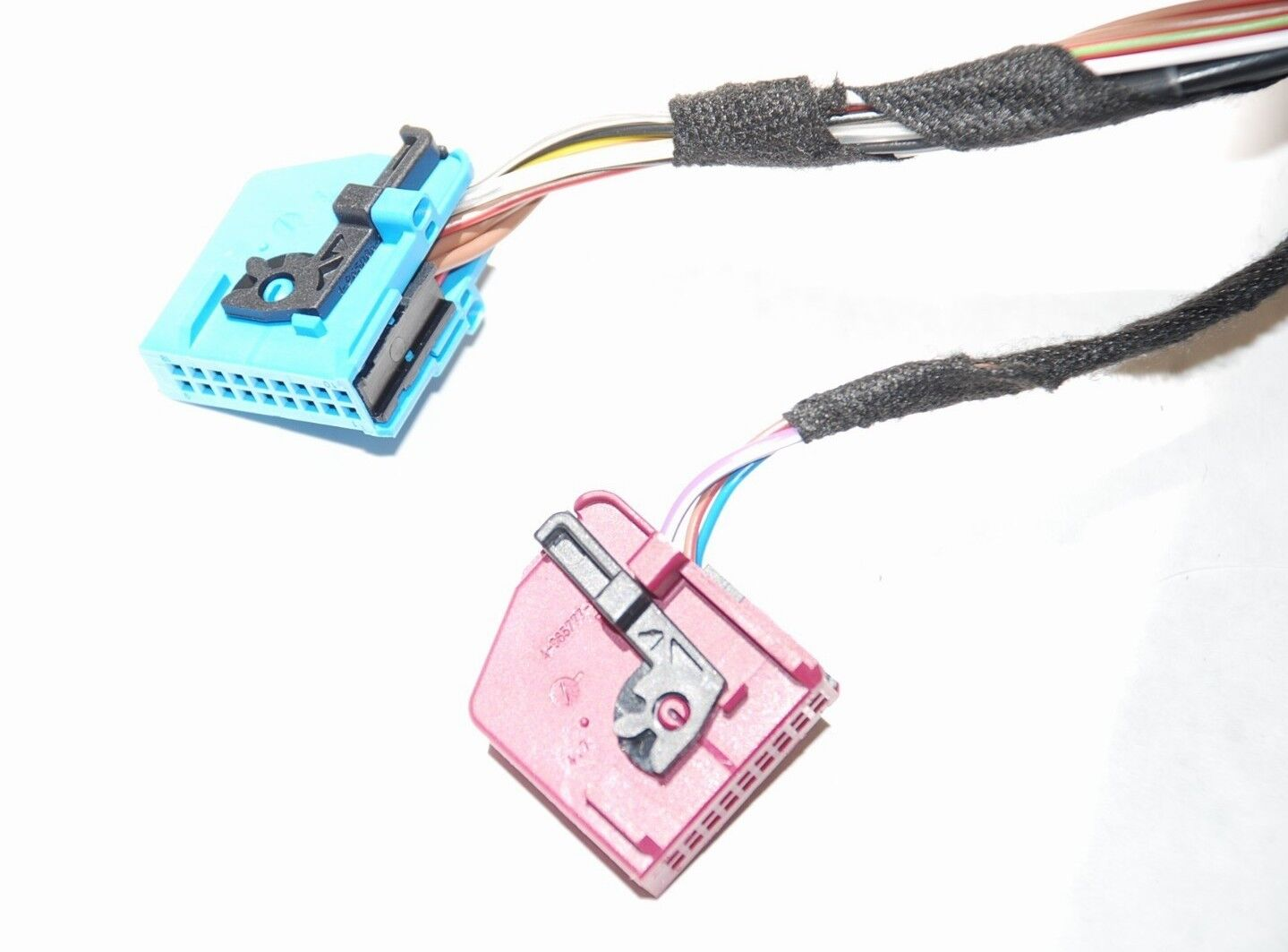 bmw e46 3 series m3 navigation system retrofit wiring harness rh ebay com bmw e46 navigation wiring diagram BMW Navigation System