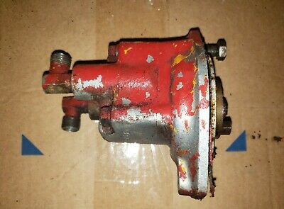 Bf Avery Model A Tractor Engine Live Hydraulic Pump Hercules Hydraulic Pump