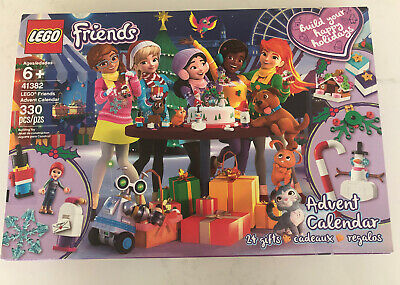 LEGO 41382 Friends Advent Calendar - RETIRED, PACKED WELL - FREE PRIORITY SHIP