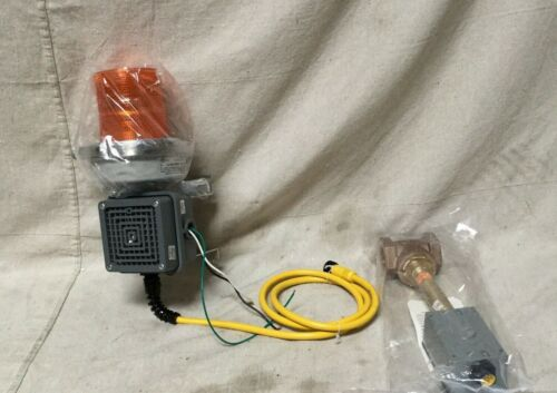 GUARDIAN EQUIPMENT AP275-200 Emergency Station Alarm Amber Beacon